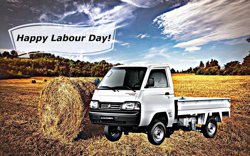 Happy International Labour Day