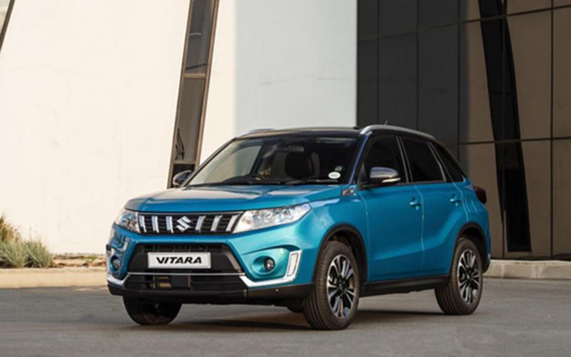 First vehicle to be sold since inception – Suzuki Vitara