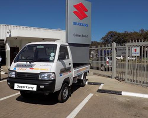 Popular - Best Sold Vehicle in the past 12 months -  The Suzuki Super Carry