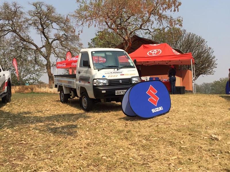 Suzuki Special Vehicle Delivery