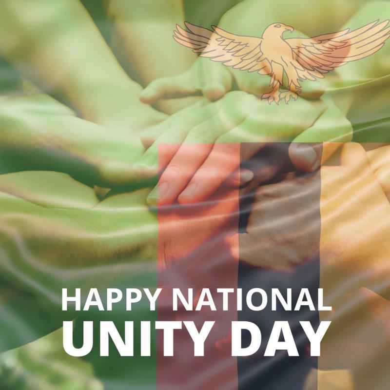 Happy National Unity Day