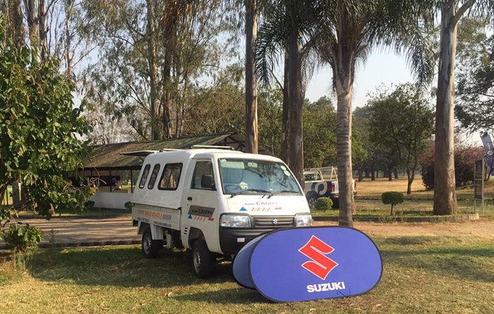 Suzuki Cairo road is proud to be one of the sponsors at  this year's TANKARD golf day event