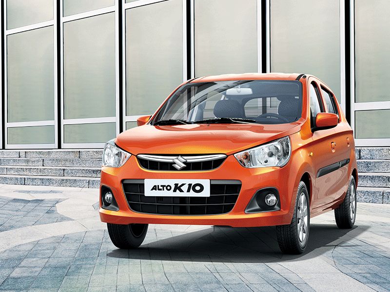 Suzuki - ALTO K10