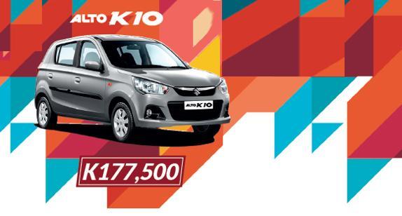 Alto K10 special offer